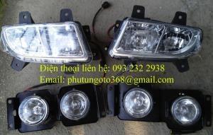 Bán đèn pha đèn gầm xe Howo Faw Dongfeng Jac Camc Thaco Foton Auman Chenglong Sany Man Volvo Hoka...