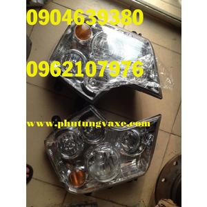 bán đèn pha xe howo A7 375ps , 420ps chính hãng