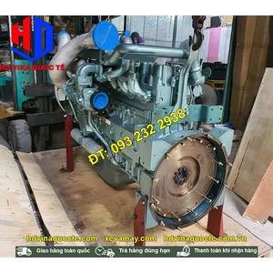 Bán động cơ xe đầu kéo Howo A7 công suất 375 Ps