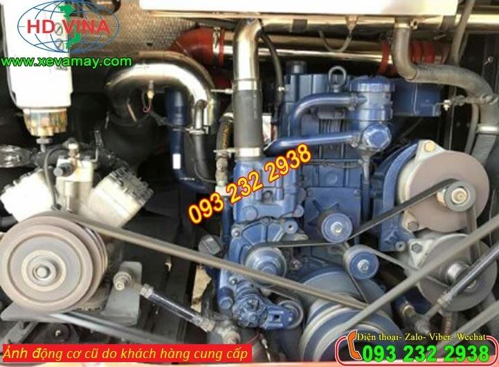 Bán động cơ xe khách WEICHAI công suất 375 ps 276 kw, máy điện, HP12.375N và các loại động cơ khác.