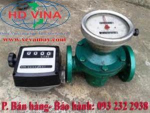 Bán đồng hồ đo đếm dầu xe chuyên dụng chở xăng dầu, chất lỏng, hóa chất FAW HOWO JAC CAMC DONGFENG..