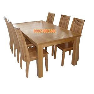 Bàn ghế ăn nhà hàng cao cấp