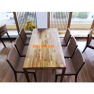 Bàn ghế ăn nhà hàng giá rẻ