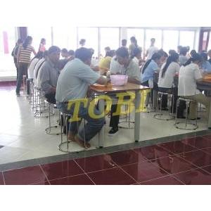 Bàn Ghế Canteen công ty Hayabusha