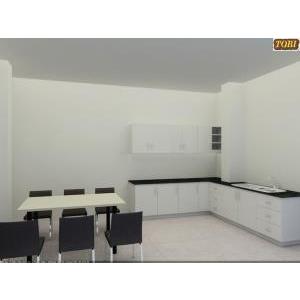 Bàn ghế nhà bếp KTB002