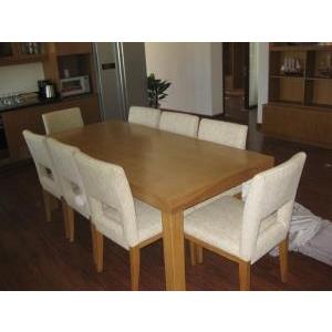 Bàn ghế nhà bếp KTB003