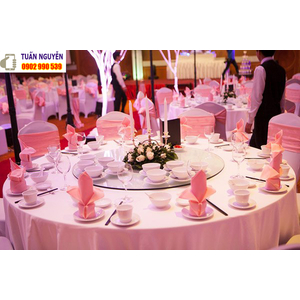Bàn ghế nhà hàng tiệc cưới Hà Nội