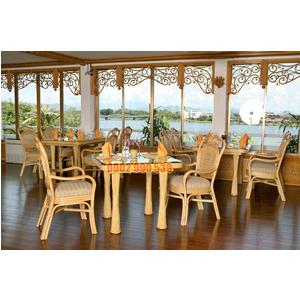 Bàn ghế quán ăn nhà hàng