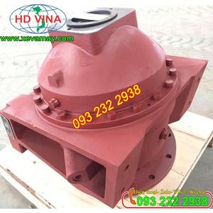Bán hộp giảm tốc, hộp số xe trộn bê tông 3 khối, 5 khối, 6 khối, m3 đến 24 khối các loại