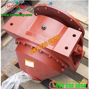 Bán hộp giảm tốc xe trộn bê tông 5 m3, 6m3, 5 khối, 6 khối, bán hộp số xe trộn bê tông 5 m3, 6 m3