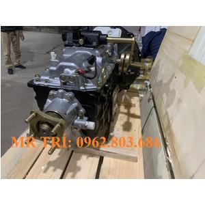 Bán hộp số 653 xe thaco ollin 850A
