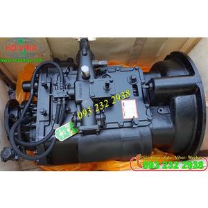 Bán hộp số xe thùng Dongfeng 9JS119T-B , Bán hộp số xe ben, xe trộn bê tông, xe đầu kéo các loại