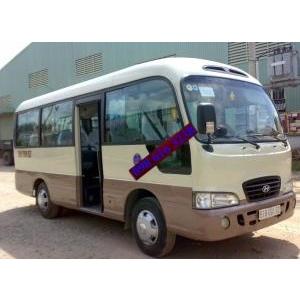 Bán Hyundai 29 chỗ nhập khẩu đời 2000