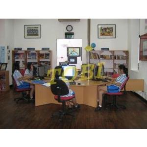 Bàn,Kệ thư viện KTV006