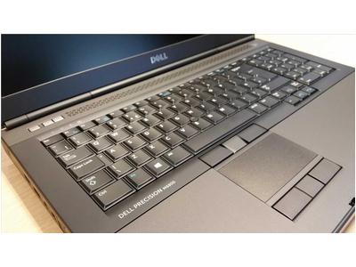 Dell M6800 Intel Core i7-4910MQ 8M bộ nhớ đệm, tối đa 3,90 GHz, 8GB RAM, VGA NVIDIA Quadro K5100 8G