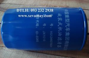 Bán lọc dầu VG1246070031 SINOTRUK CNHTC: HOWO HOKA...