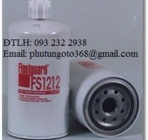 Bán lọc động cơ CUMMINS N14 Lọc dầu, Lọc nhiên liệu, Lọc tách nước, Lọc gió...