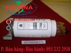 Bán lọc động cơ Sinotruk CNHTC Howo Howo A7 Hoka Tải thùng Đầu kéo Xe bễn trộn bê tông ...