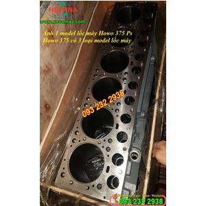 Bán lốc máy xe đầu kéo Howo A7 375 Ps, bán thân động cơ Howo A7 375 Ps