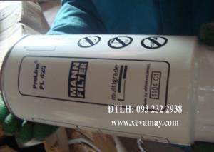 Bán lọc nhiên liệu VG1540080311 SINOTRUK CNHTC: HOWO HOKA...