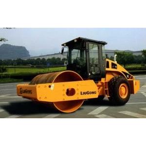 Bán lu rung 14 tấn LiuGong Trung Quốc đã qua sử dụng SX 2010 2008