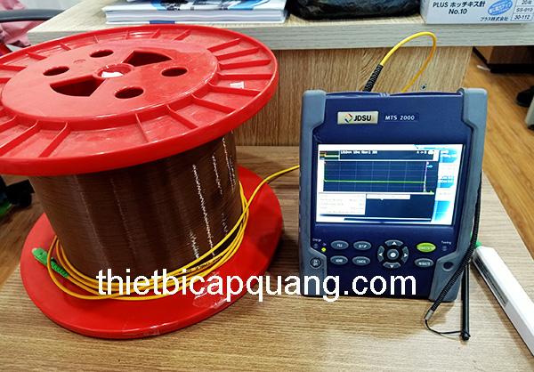 Máy đo OTDR cũ JDSU MTS-2000 giá rẻ
