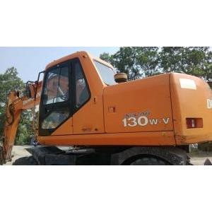 Bán máy xúc đào bánh lốp DOOSAN SL 130 Sản xuất 2002 cũ đã qua sử dụng