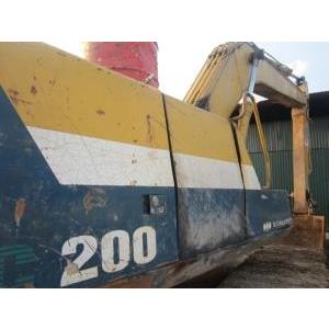 Bán máy xúc đào Komatsu PC 200-5 đã qua sử dụng giá rẻ