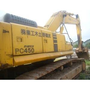 Bán máy xúc Komatsu PC 450-6Z cũ đã qua sử dụng