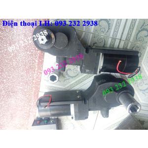 Bán mô tơ bạt Trung Quốc loại to 450W lắp trên xe ben 4 chân & mooc ben các loại, mô tơ bạt giá tốt