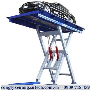 Bàn nâng - Cầu nâng xe ô tô