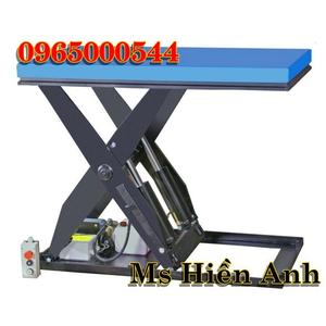 Bàn nâng điện 1 tấn, bàn nâng điện nhập khẩu chính hãng