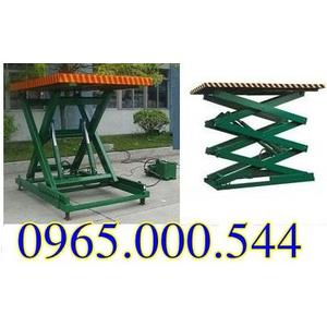 Bàn nâng điện 3 tấn nhập khẩu Đài Loan giá cực tốt.