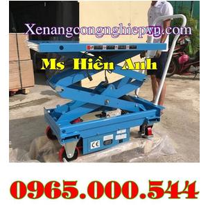 Bàn nâng điện 800 kg nhập khẩu chính hãng giá rẻ