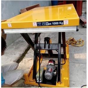Bàn nâng điện cố định HW1001 1 tấn cao 1m hàng Đài Loan, giá tốt