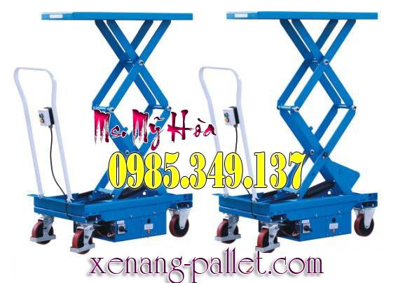 Bàn nâng điện 350kg Model ETAD35 tại Việt Nam