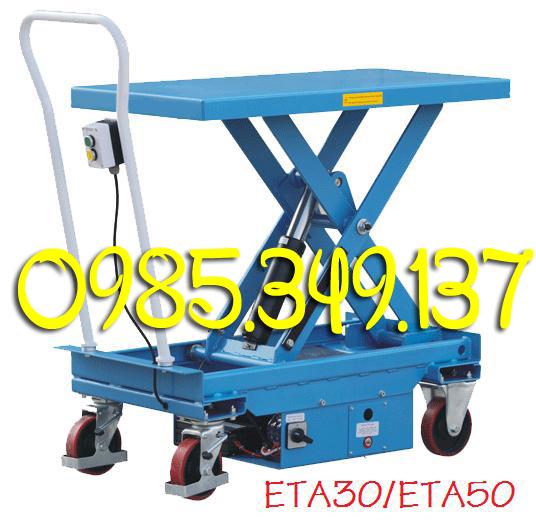 BÀN NÂNG ĐIỆN 350KG/750KG ETA35/ETA75