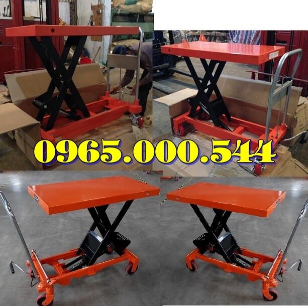 bàn nâng thủy lực 500 kg giá rẻ