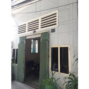 Bán nhà 1 trệt 1 gác lửng 1 lầu , hẻm thông 3m Lê Văn Linh , Q.4