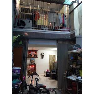 Bán nhà 1 trệt 1 lầu , Hẻm 6m , Trần Khắc Chân , Q.1