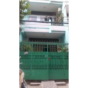 Bán nhà 1 trệt 3 lầu , 2 Mặt Tiền hẻm 8m , Trần Đình Xu , Quận 1