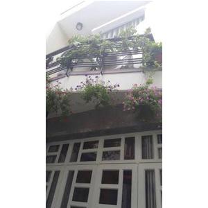 Bán nhà 118/12/12 đường Vĩnh Hội, P.4, Q.4 - gần CLB thể thao Q.4