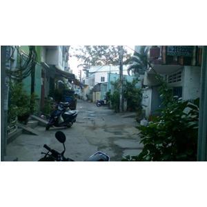Bán nhà 122/28/32C, Bùi Đình Túy, P. 12, Bình Thạnh
