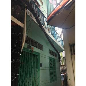 Bán nhà 165/31 Cống Quỳnh, Phường Nguyễn Cư trinh, Quận 1