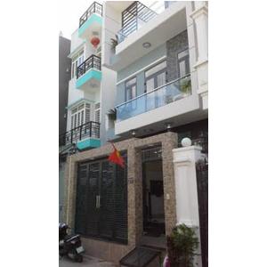 Bán nhà 17/13D Đường Tân Thuận Tây , Q. 7