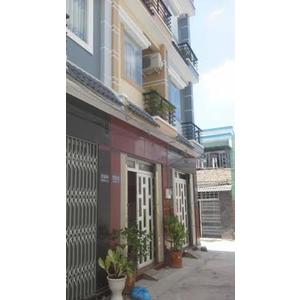 Bán nhà 172/194/3/9/2 An Dương Vương Phường 16 Quận 8.