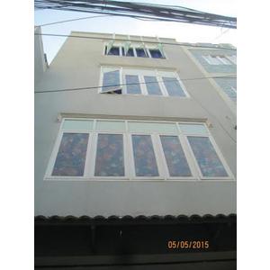 Bán nhà 188/6 Trần Bình Trọng, P.2, Q.5