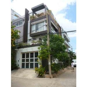 Bán nhà 2 MT hẻm xe Tải Số 460/6/11 Lê Văn Lương, P. Tân Phong, Q. 7.