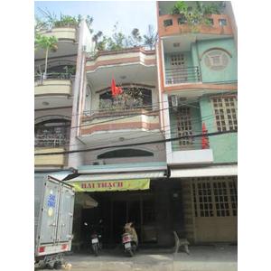 Bán nhà 23 đường 24a, KP Chợ An Dương Vương, P.10, Q.6