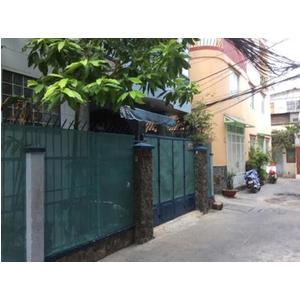 Bán nhà 42/3 đường Trần Đình Xu, phường Cô Giang, quận 1